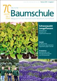 The interview granted by the Plantin owner to the Deutsche Baumschule journal.